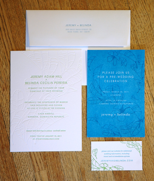 Wedding invitation printing jb